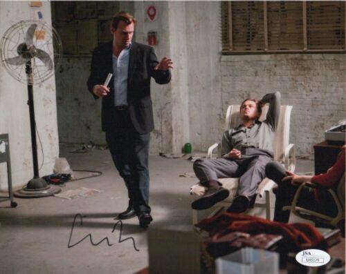Christopher Nolan Inception Autographed Signed 8x10 Photo JSA COA #5