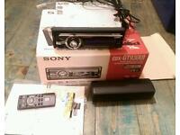 Sony Xplod CDX-GT930Ui Car MP3 Player USB IPOD Graphic Equalizer