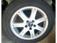 Volvo alloys 205/55 R16 5x108