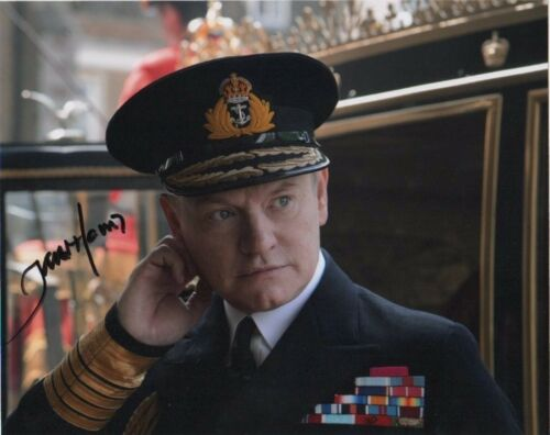 Jared Harris The Crown Autographed Signed 8x10 Photo COA #2