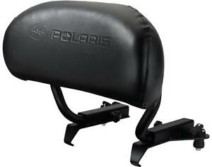 New OEM Polaris Sportsman 570 450 HO Black Lock & Ride Backrest  2879887