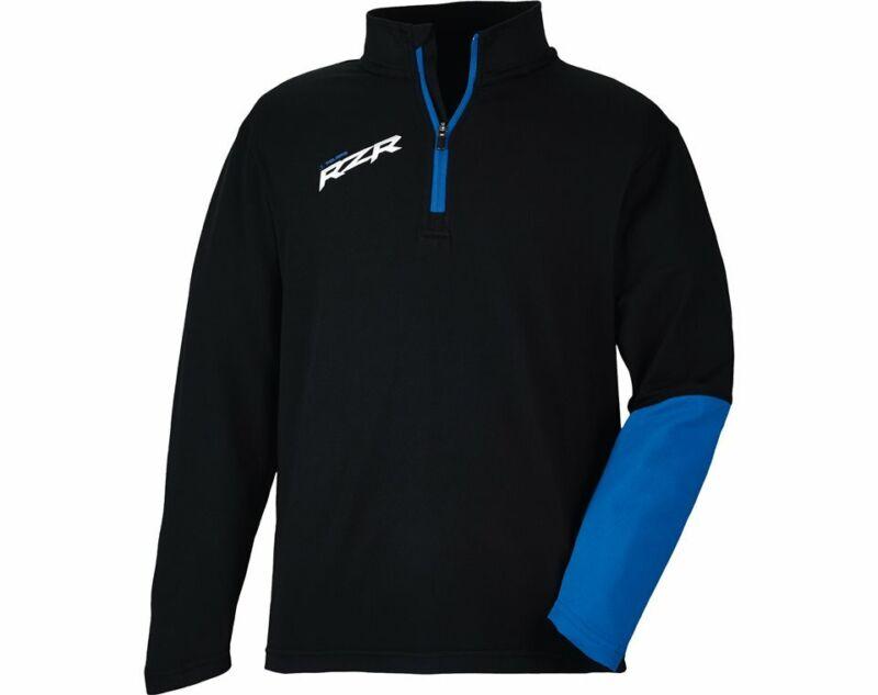 Polaris Youth Boys Lift 1/4 Zip RZR Sweatshirt Warm Soft Casual Pullover Sweater