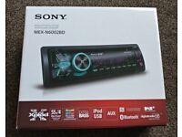 Sony MEX-N6002BD Bluetooth car stereo - REDUCED - OFFERS