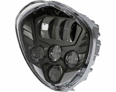 Victory Beacon LED Headlight Black Tour Roads  P#2880769-266