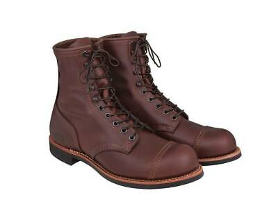 INDIAN SPIRIT LAKE BOOT - AMBER - Leather - SIZE 13 - by Indian & Red Wing