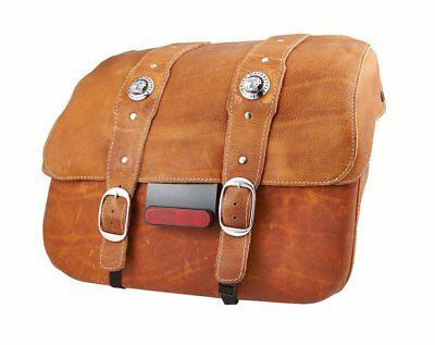 Indian Motorcycle Genuine Leather Saddlebags - Desert Tan 2880234-05 for sale  North Canton