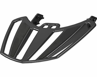 Victory Cross Country Roads Tour Magnum Passenger Backrest Luggage Rack Black