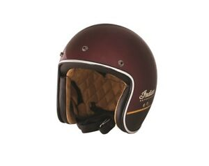 Indian helmet. Retro style. Brand new. Worn once.