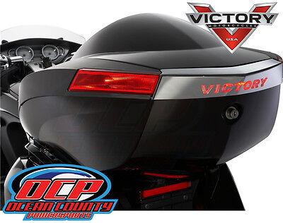 Brand New Polaris Victory Vision GENUINE OEM  Lighted Trunk Emblem 2876581