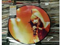 Gong ‎– Access All Areas, brand new unplayed limited edition picture disc, Prog Rock Vinyl