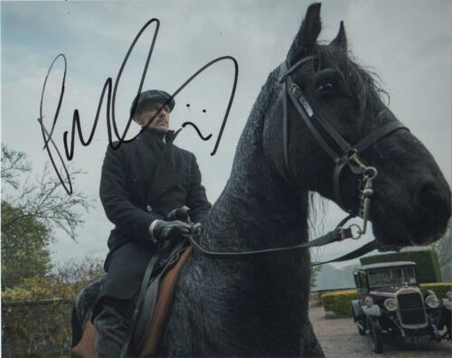 Paul Anderson Peaky Blinders Autographed Signed 8x10 Photo COA #E51