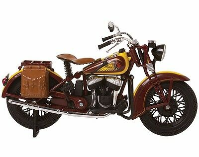 GENUINE INDIAN MOTORCYCLE SPORT SCOUT 1:12 SCALE MODEL 2863683