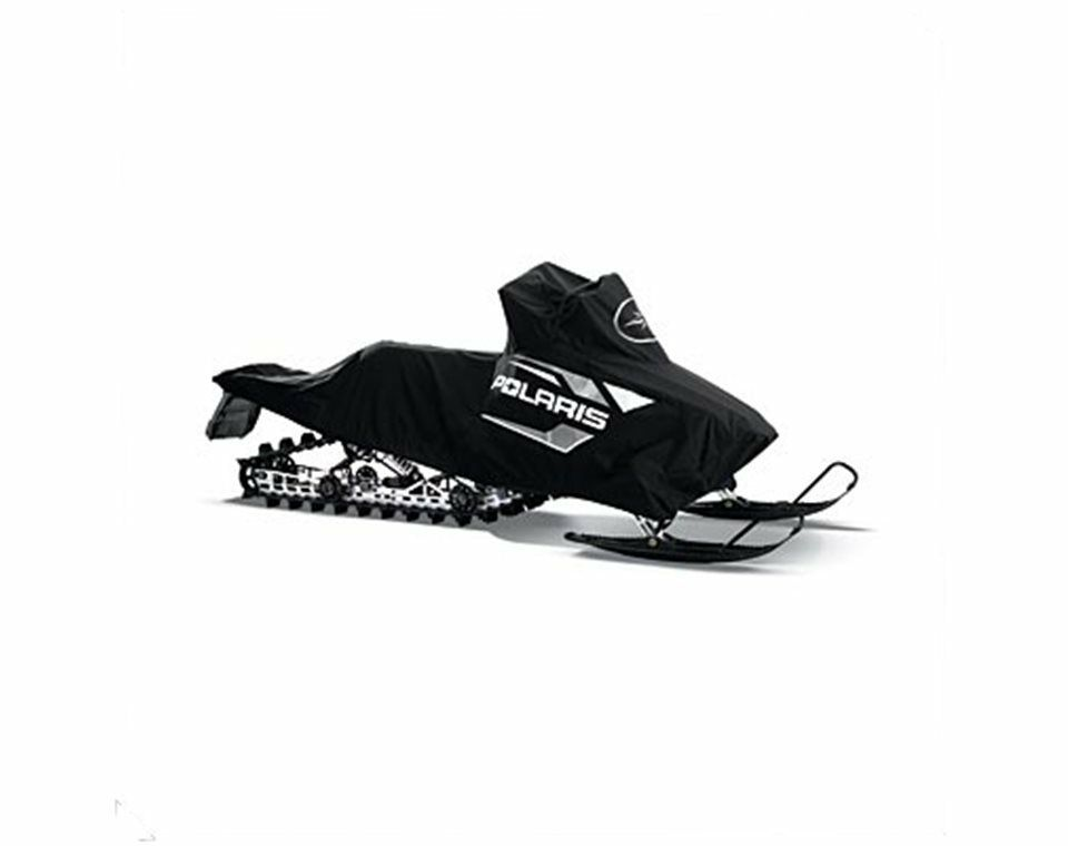 New Polaris Indy Indy Evo Switchback Snowmobile PRO-RIDE W/Rack Cover 2878725