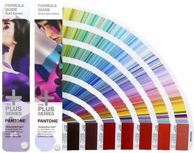 Pantone Formula Guide Set Coated Uncoated Gp1601n Now With 112 New Colors
