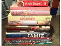 Recipe cook books