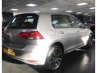 "Volkswagen Golf 1.2 TSI S Hatchback 5dr (start/stop) 18""ALLOYS FULL SERVICE HISTORY"