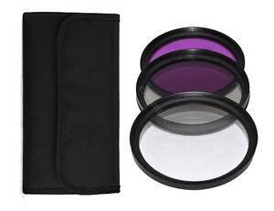 filter UV FLD 52mm Polarizing Circular FOR + Filter d3100 nikon +