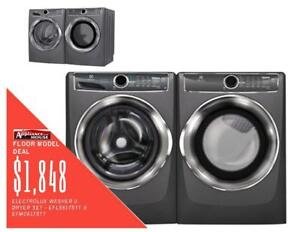 Halton Favourite ApplianceHouse has the best deals on Electrolux Washers and Dryers