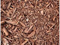 Wood / bark chippings, shavings, mulch WANTED