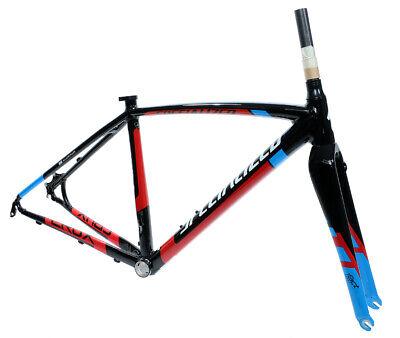 Bicycle Frames - Aluminum Frame Carbon Fork
