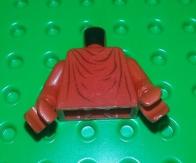 *NEW* Lego Star Wars Imperial Guard Red Body for Minifgures Figure Fig x 1