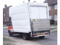 MAN WITH BIG VAN IPSWICH FROM £25 per hour.