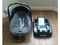 Mamas & Papas car seat suitable from birth to 6 months