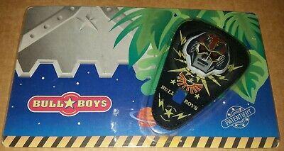 Bull Boys Schuh Zunge Power Rangers Transformers Button Pin Aufnäher