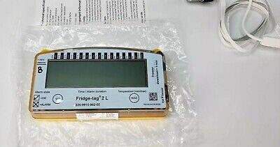 Thermcofridge-tag Freezer 2l Vaccine Thermometer Data Logger