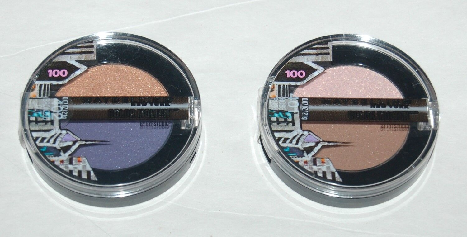 Maybelline New York Eye Studio Color Molten Cream Eye Shadow
