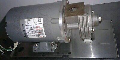 Bunn Coffee Grinder Motor Burr Housing Mounting Plate. Pn 11029.1005