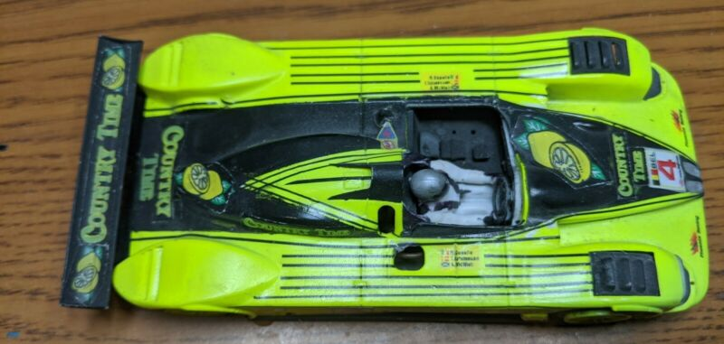 #4 Country Time BMW LMP 1/32 SLOT Car used ScaleAuto