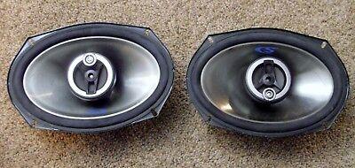 9 250 Watt Speaker - ALPINE SPS-690A Coaxial 3-WAY Speaker System 250 Watt Peak 6x9 Pair 50w RMS