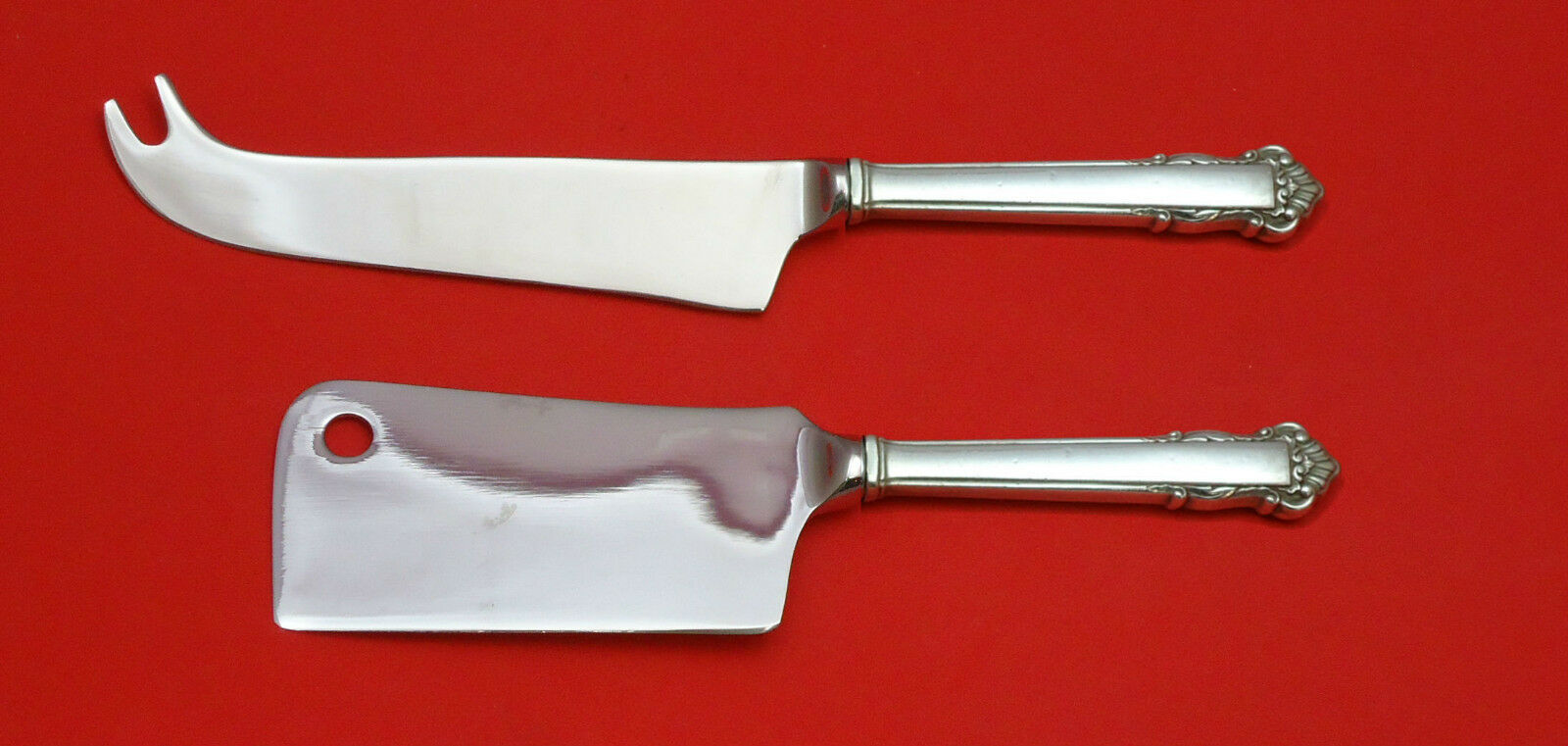 Monticello by Lunt Sterling Silver Cake Server Custom Made