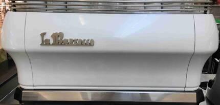 Used La Marzocco Machine, Mazzer Grinder, Pizza Oven, Blender etc
