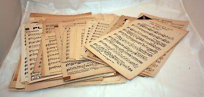Noten für Orchester * Einzelstimmen für Klarinette