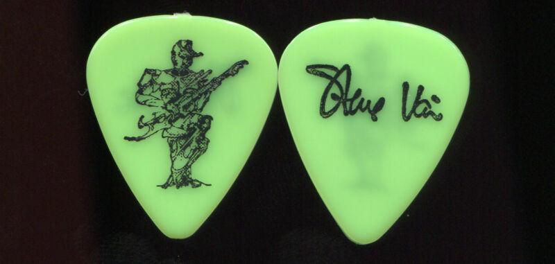 STEVE VAI 1999 Ultra Zone Tour Guitar Pick!!! custom concert stage Pick #1