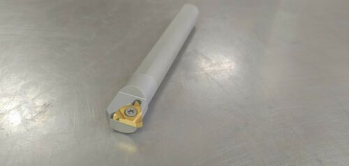 "TOOL$AVER Solid Carbide (Heavy Metal) Threading Bar 5/8"" x 5"" OAL USA MADE"