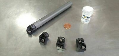 Versabar Solid Carbide Boring Bar 58 X 6 4-pack Free Shank Made In Usa