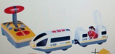 Ferngesteuerte Eisenbahn Set 4 Teile IR Fernsteuerung m. Sound und Licht Kinder