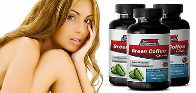 antioxidant track mix - GREEN COFFEE CLEANSE 400MG 3B - green coffee with svetol