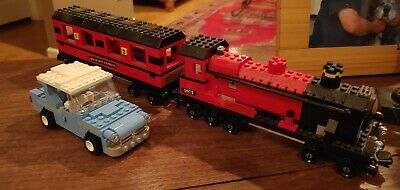 LEGO Harry Potter Train 5972 and Jeep , NICE !
