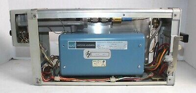 Hp Ho1-8694b Watkins- Johnson Wj-2020-2 Backward-wave Oscillator