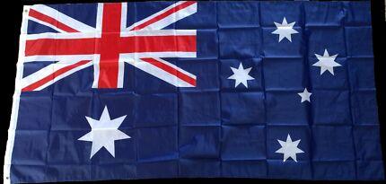 Australian flag Large flag 5ft x 3ft Aussie flag Australia flag Mosman Mosman Area Preview