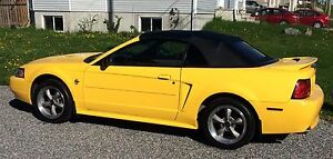 Ford mustang 1999 décapotable