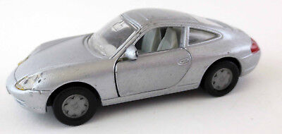 Siku Porsche 911 Carrera Silber 1093 Coupe Typ 996 1997–2006