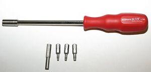 Jura-Nespresso-Professional-Shop-Tool-Kit-Oval-head-w-WIHA-Handle-amp-Torx-bits