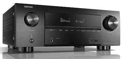 Denon AVR-X3500H AirPlay 2 Alexa Full 4K Ultra HD Netzwerk-AV-Receiver mit HEOS