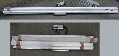 Aluminium L 40x30x3 mm Winkelprofile 2,50€/m Aluprofile Aluwinkel Winkel Schiene