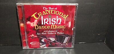 The Best Of Traditional Irish Dance Music CD Brand New